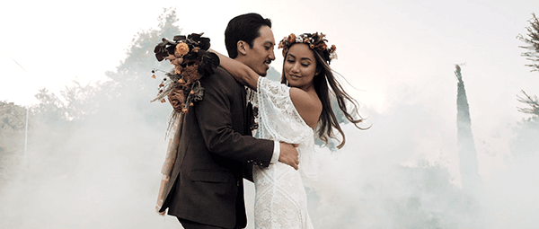 Orange County Wedding Video